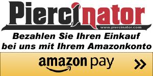 Piercinator - Ihr Spezialist für Körperschmuck!